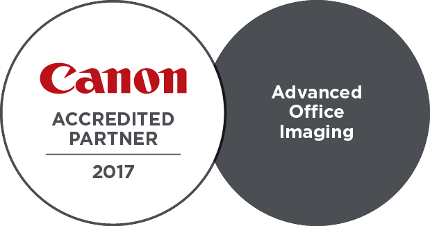 Canon accredited partner